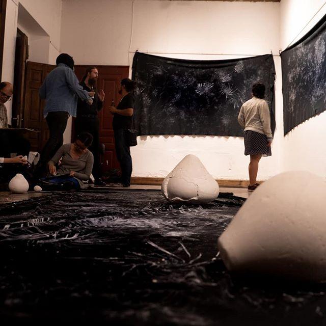 PV for por favor, toca mis sonidos  #installationart #artexhibition #contemporaryart #conceptualart #drawing