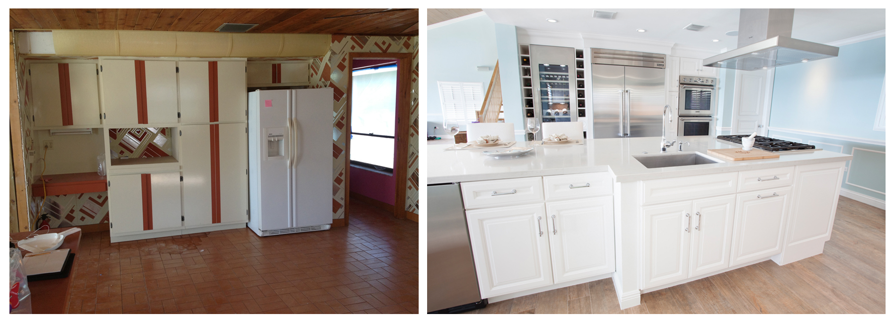Before & After - Martin Kitchen