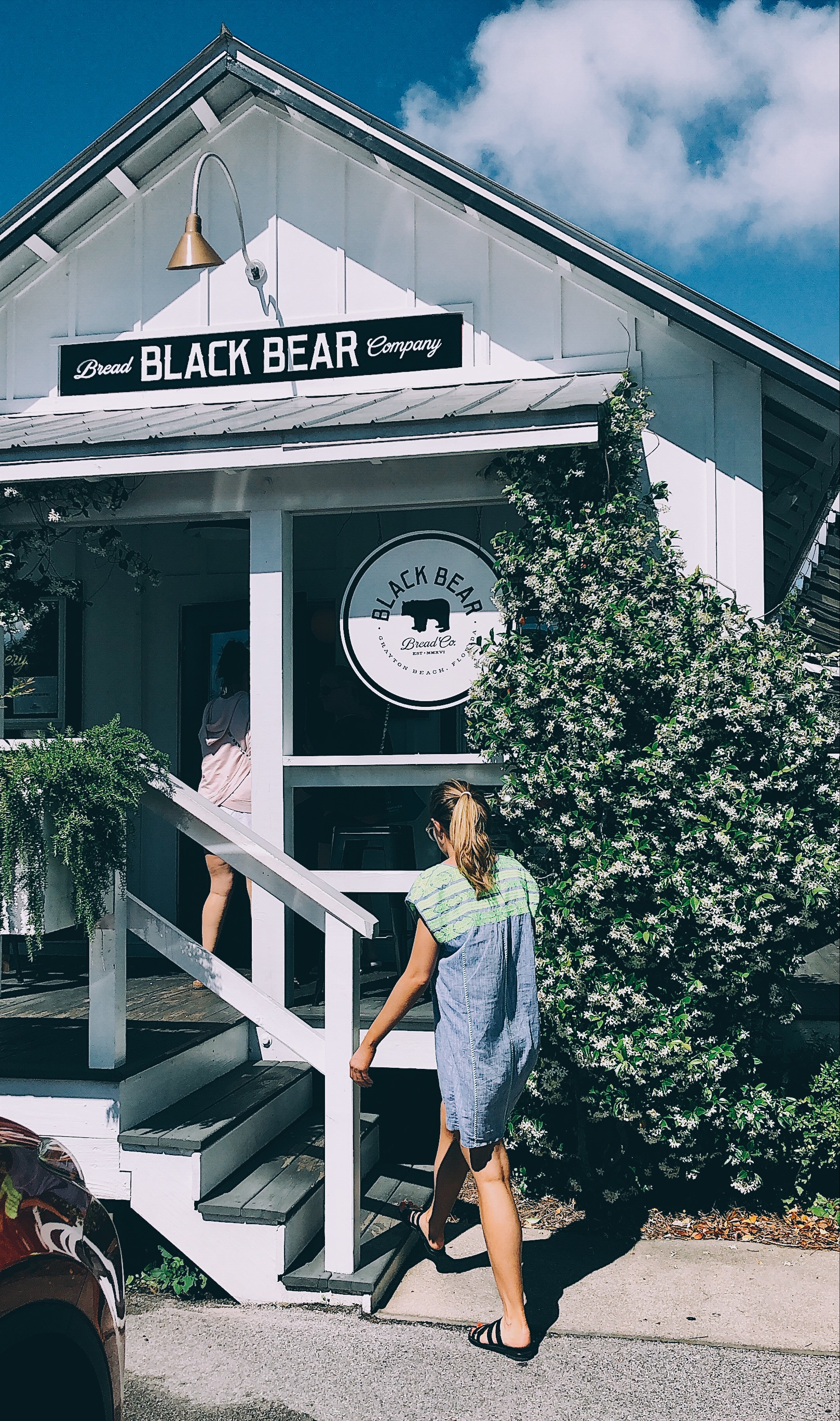 the black bear bread co seaside florida
