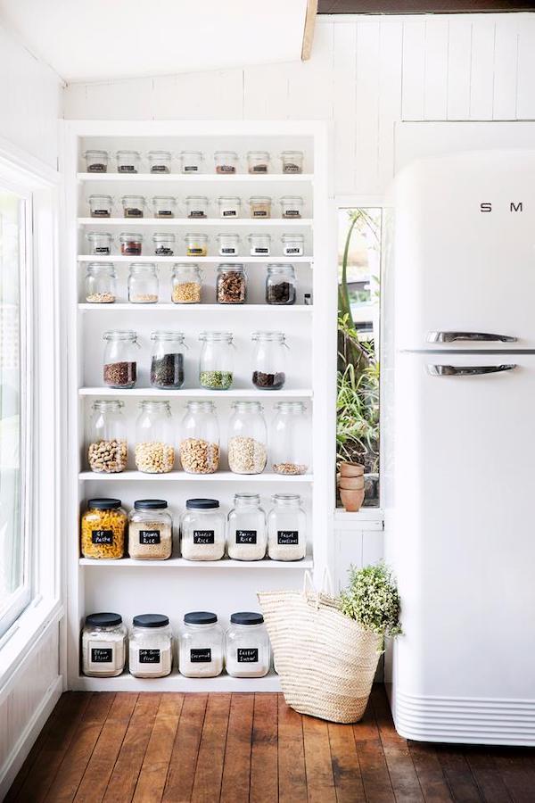 smart storage solutions kitchen pantry organization