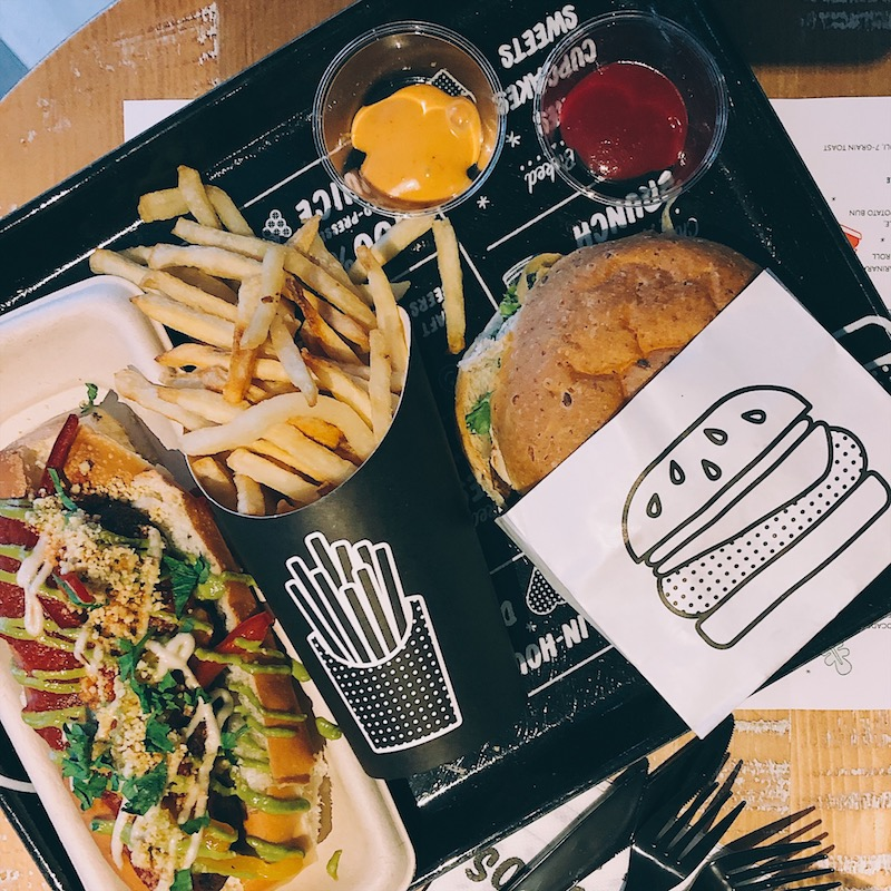 by chloe burger new york city