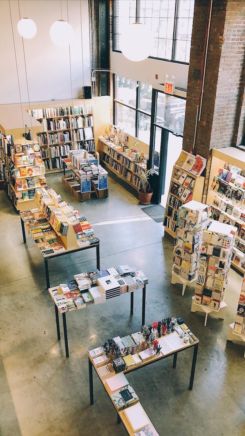 mcnally jackson books williamsburg new york