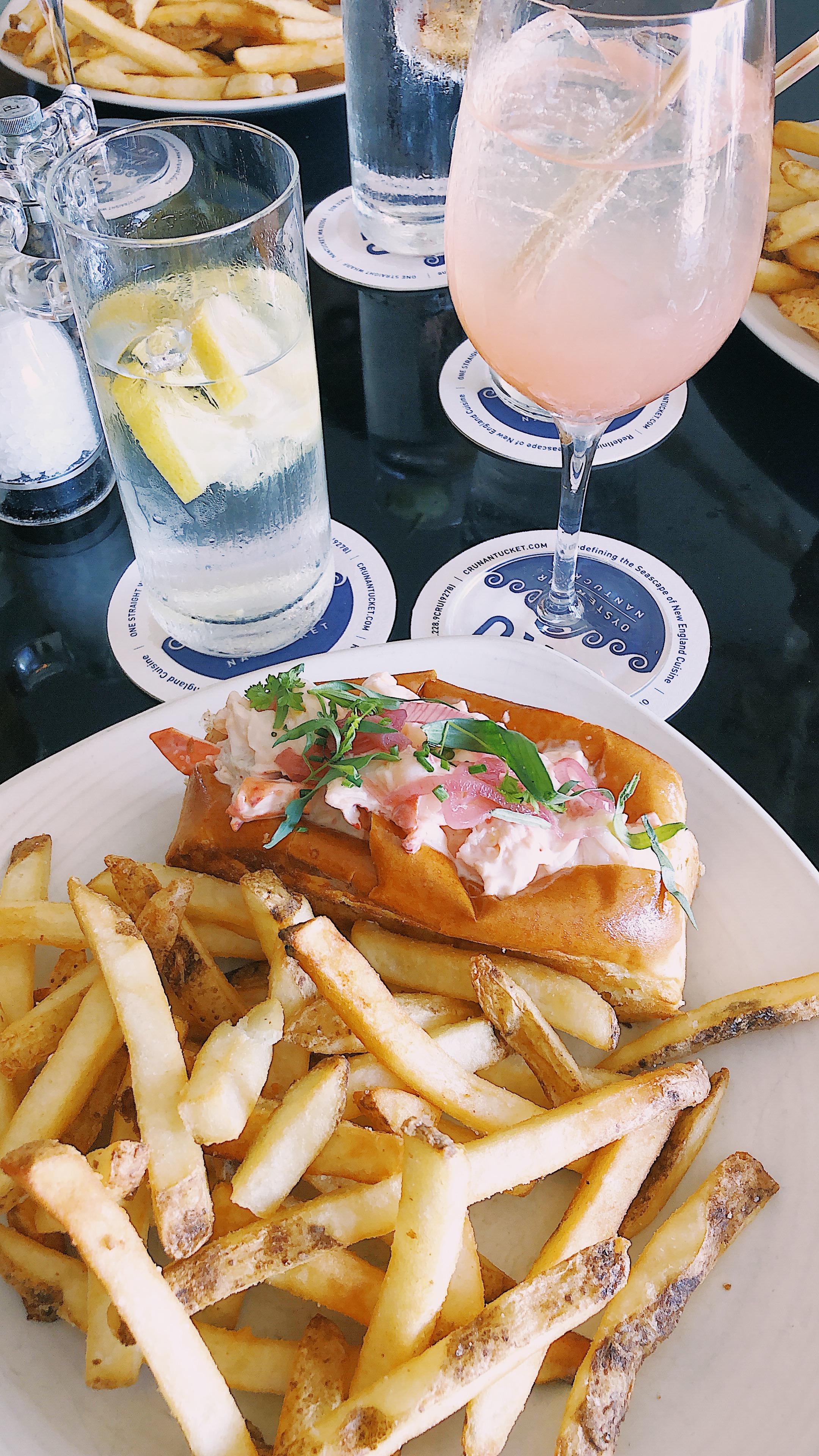 cru lobster roll nantucket ma