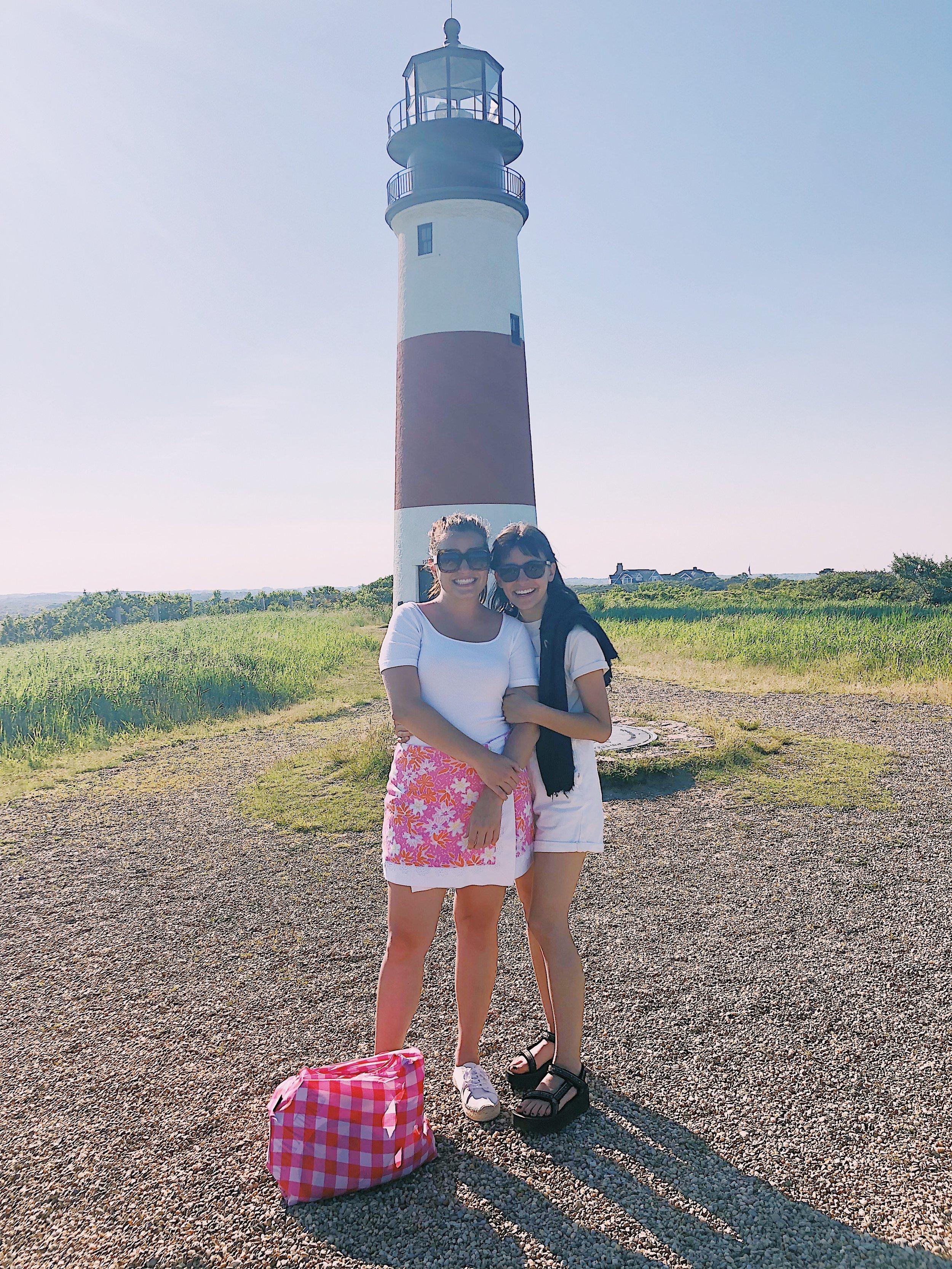 sankaty lighthouse sconset nantucket ma