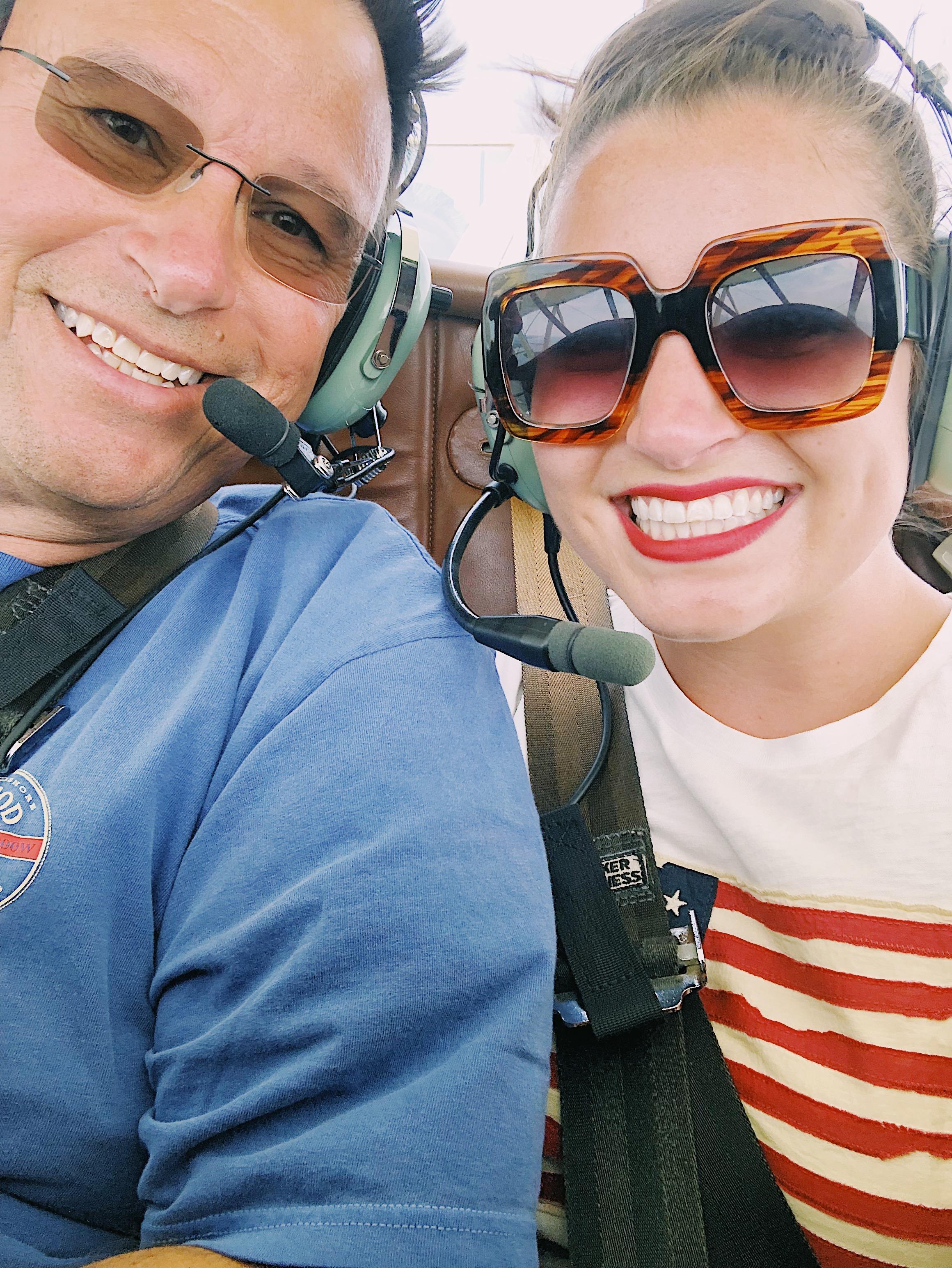 stick n rudder airplane tour chatham cape cod ma