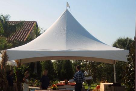 20x20 HP Frame Tent $275.00
