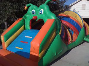 Caterpillar Obstacle Course $200.00