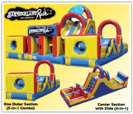 Center or Side Sections $300.00 each