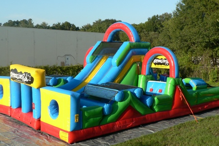 Adrenaline Rush 3 piece Obstacle $800.00