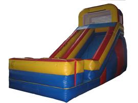 18' Dry Slide $250.00