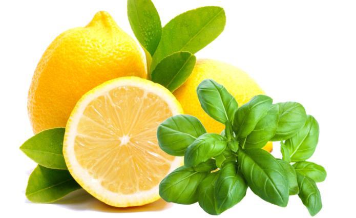 Basil and Lemon Dressing