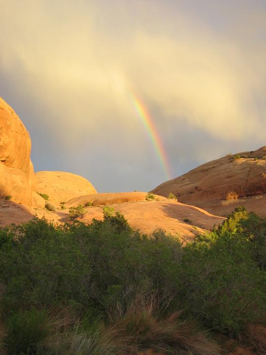 Moab Rainbow