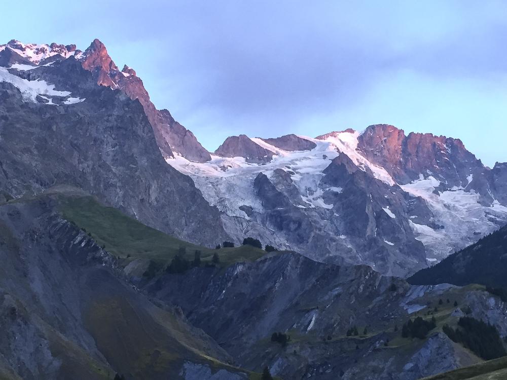 La Grave, French Alps  (photo by Chris Noble)