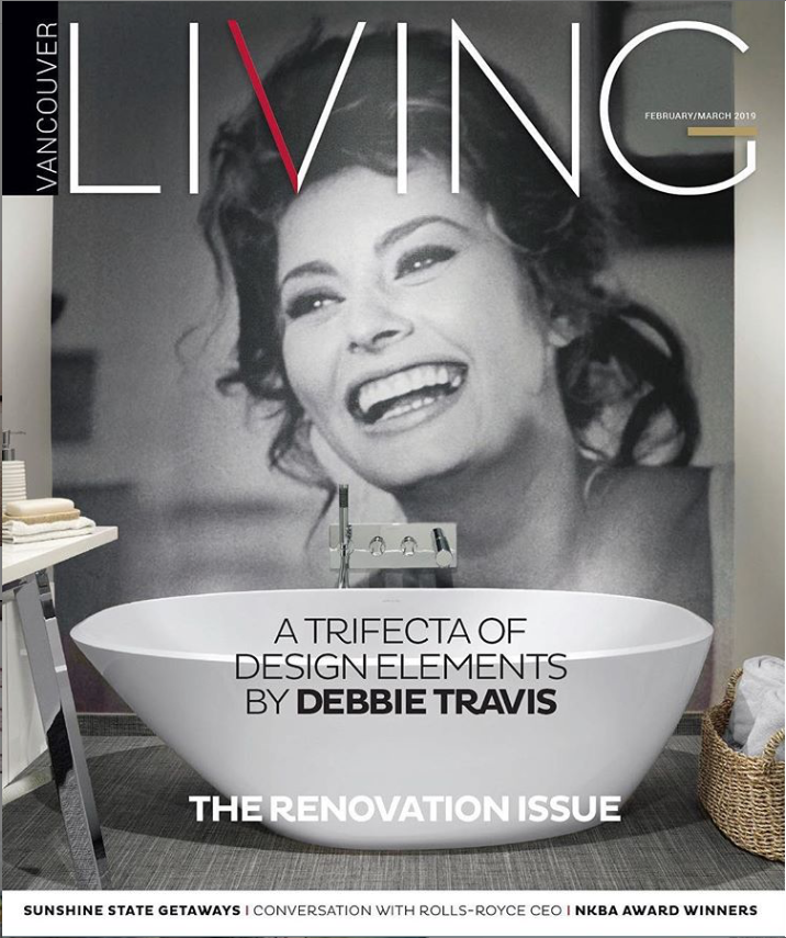 VANCOUVER LIVING MAGAZINE    FEBRUARY/MARCH 2019