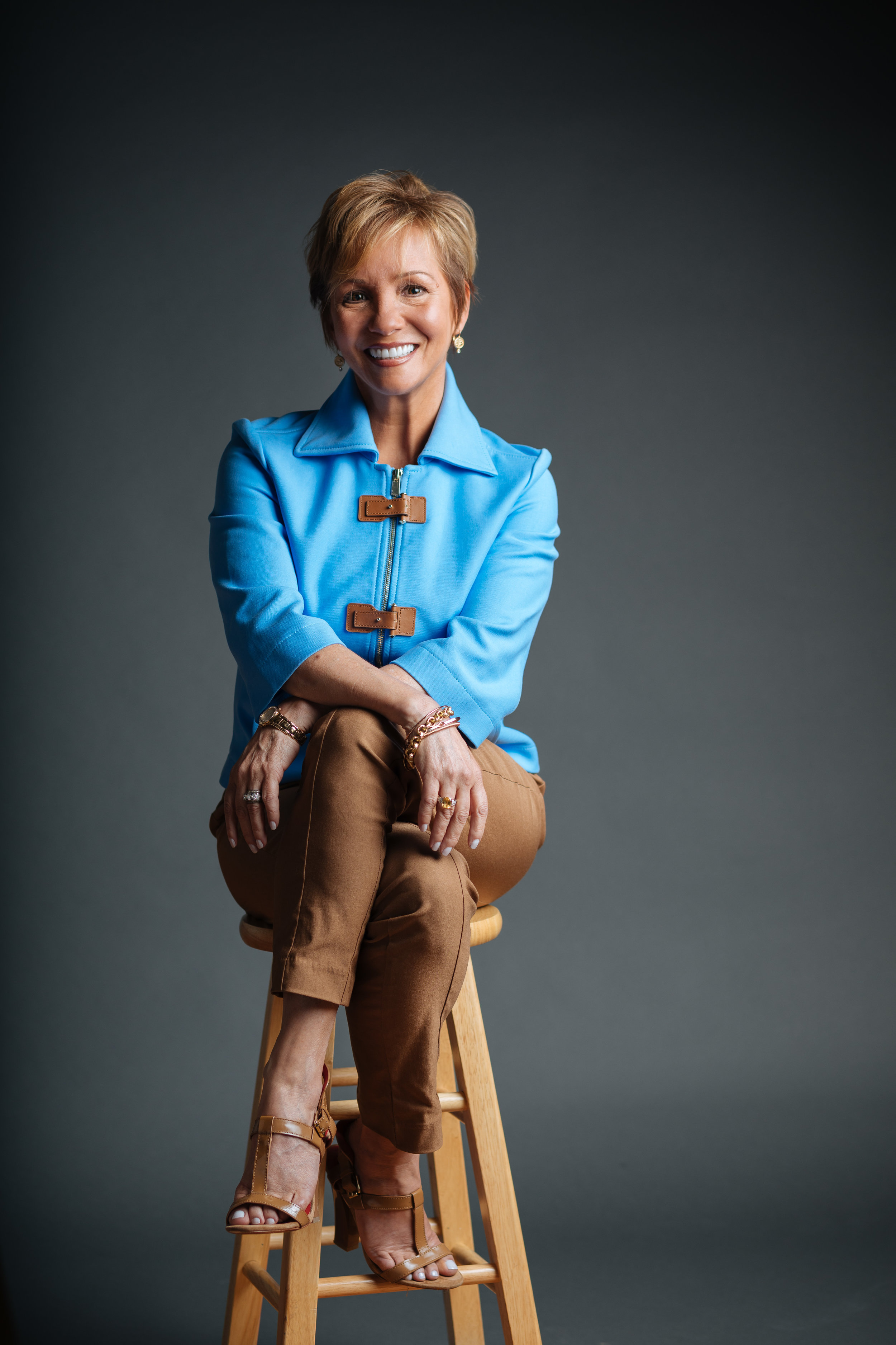 Gina Crumbliss - President & CEO of Chattanooga Area Food Bank