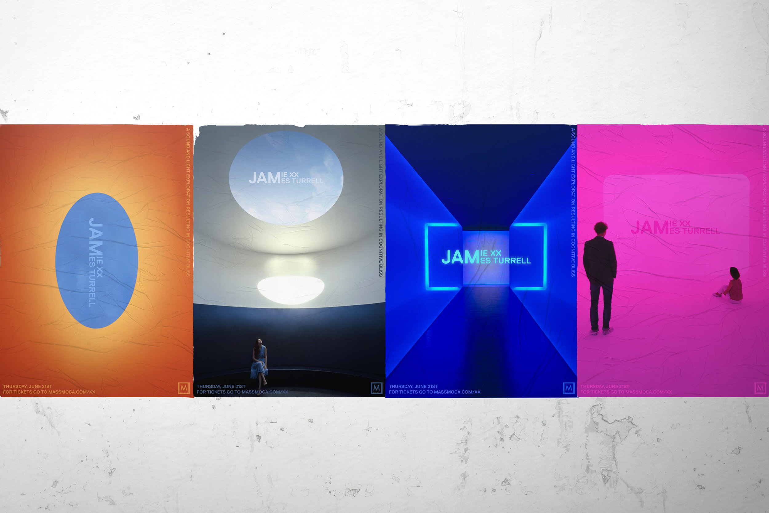 Promotional posters