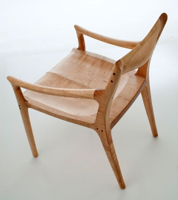 Chair by Sam Maloof