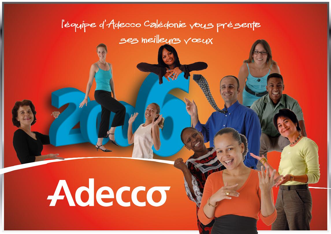 Adecco voeux 2006.jpg