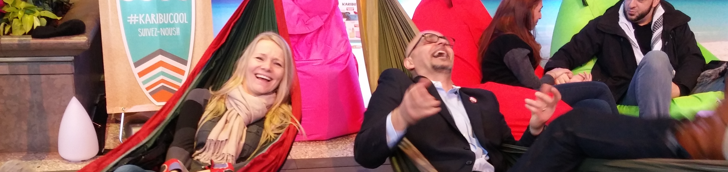 Sabine Pouillion et Philippe Zinser - Vos Happy-Culteurs RH