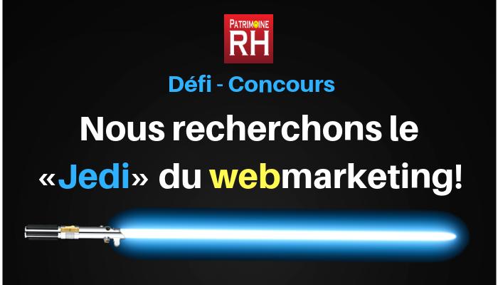 Patrimoine-RH - Webmarketing