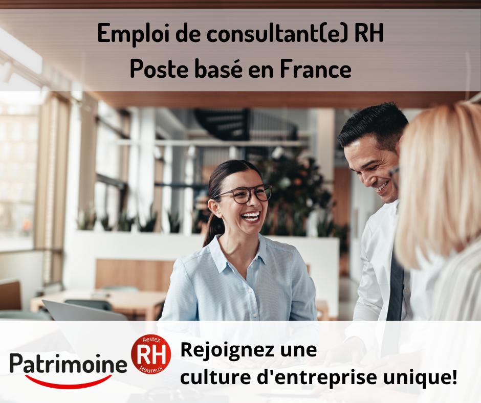Blog-Patrimoine RH - Le monde du travail change ses