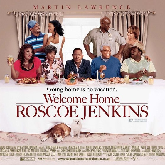 Welcome Home, Roscoe Jenkins (Universal)
