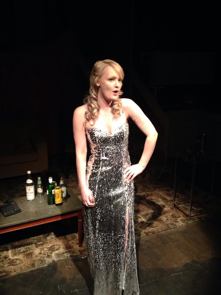 Laura Bason as Little Voice