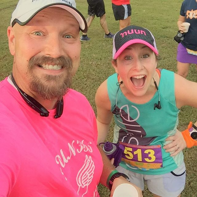 Day 9/40 #thisis40: today I want to give a huge shout out to my number one #brobird. Yes, he's my bestie's hubby, but he's also my goofy, kind hearted, and AMAZING race hubby! @scottstader is accomplishing an incredible goal tomorrow by running a marathon in his 50th state 😱. Yes, I mean tomorrow he will have run a full marathon in all 50 states. Incredible, right? He is a wonderful husband and father and I am so lucky to know him. Scott is the person who taught me the importance of community in running so many years ago, and that remains one of the most important lessons about running that I've ever learned. He also doesn't get on my nerves in a Ragnar van, so there's that too. So for today's act of kindness I need everyone to wish Scott all the luck in the world for tomorrow as he completes his 50th state! #contagiouskindness