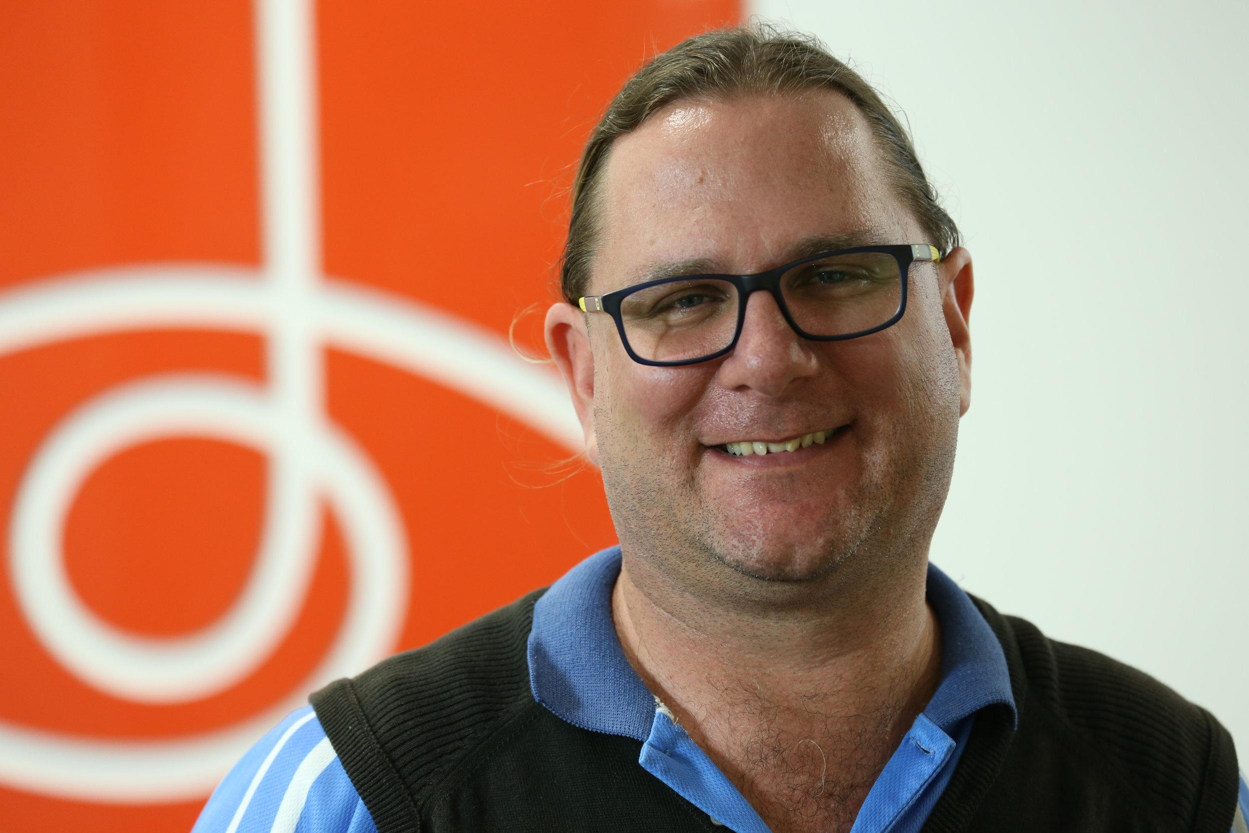 Fr Marty Larsen,   Associate Director    E:  larsenm@bne.catholic.net.au