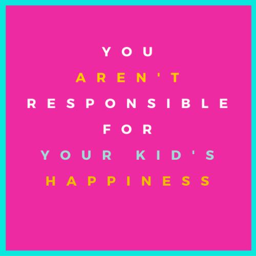 kids happiness, mothers job happy kids