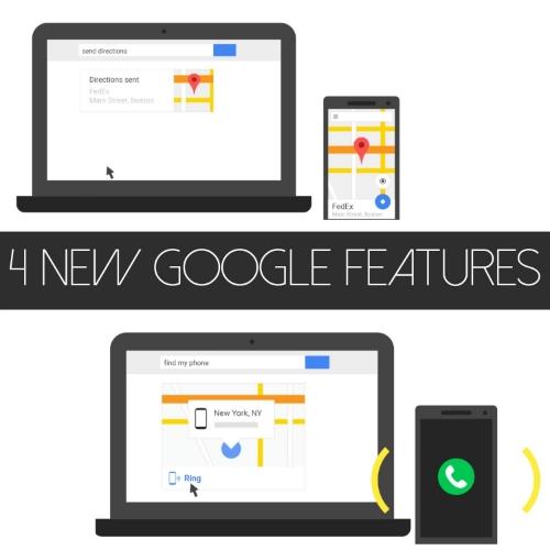 Googlefeatures