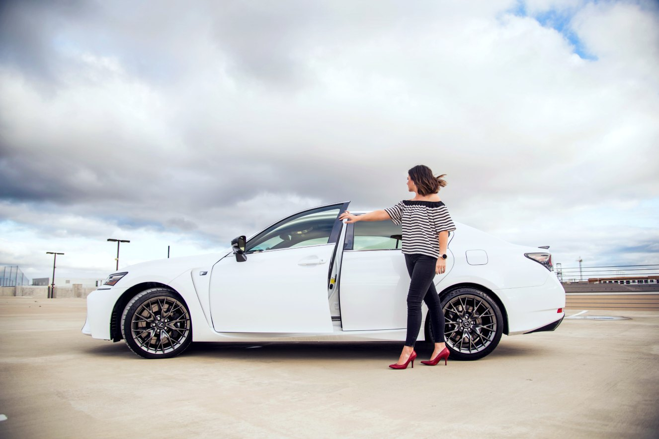 Lexus GS F Sport Stephanie Carls.jpg