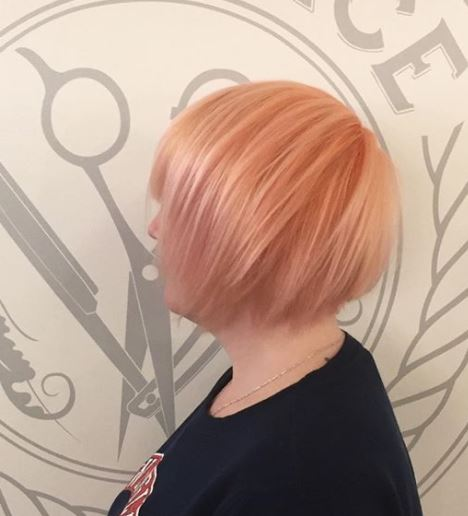 Cut-Splice Hair Salon Color 9