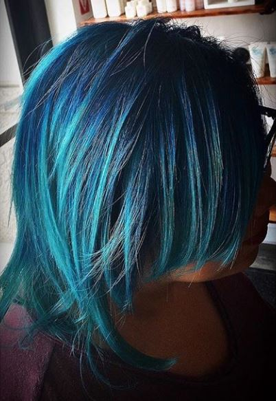 Cut-Splice Hair Salon Color 3
