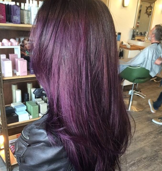 Cut-Splice Hair Salon Color 10