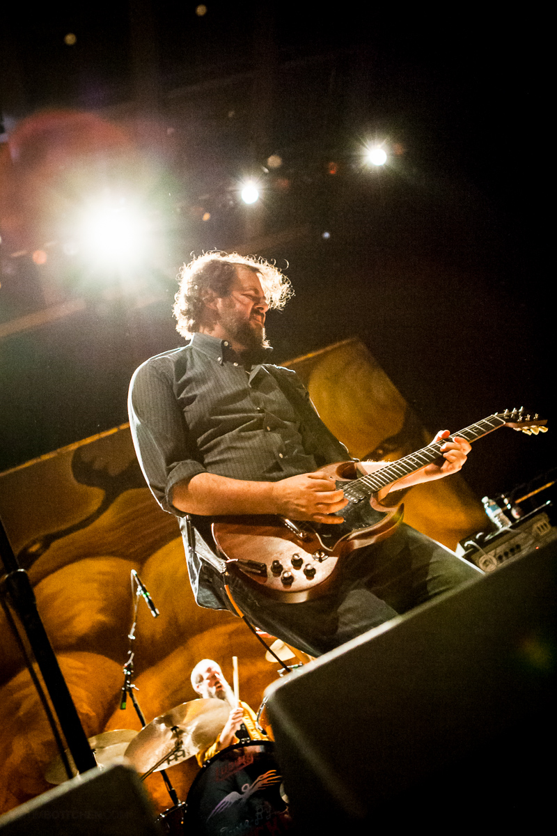 Patterson Hood, Drive By Truckers, The Pageant