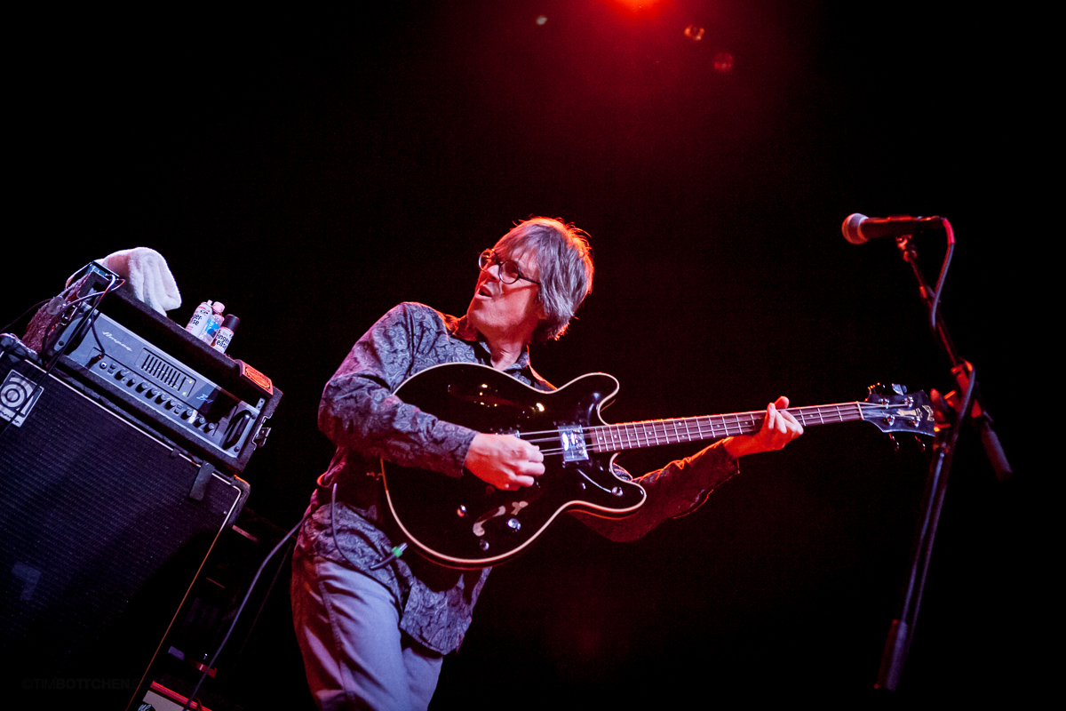 Murry Hammond, Old 97's, The Pageant