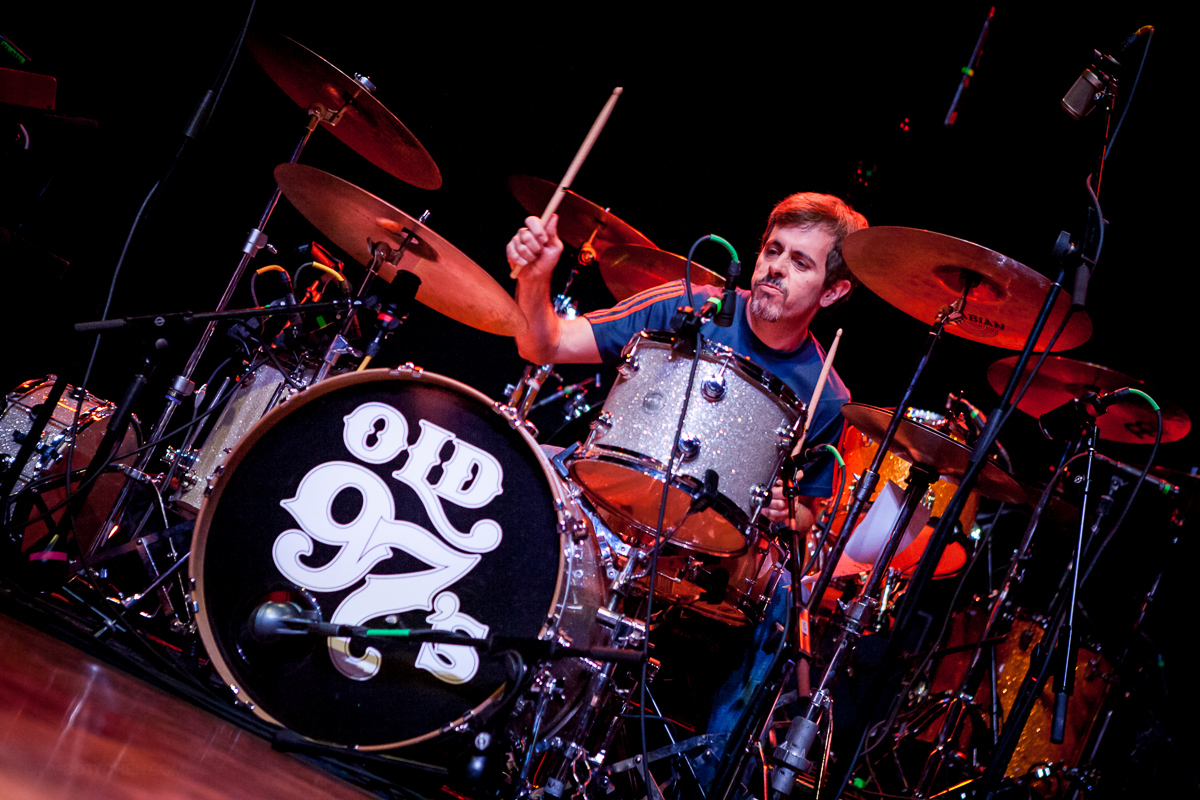 Phillip Peeples, Old 97's, The Pageant