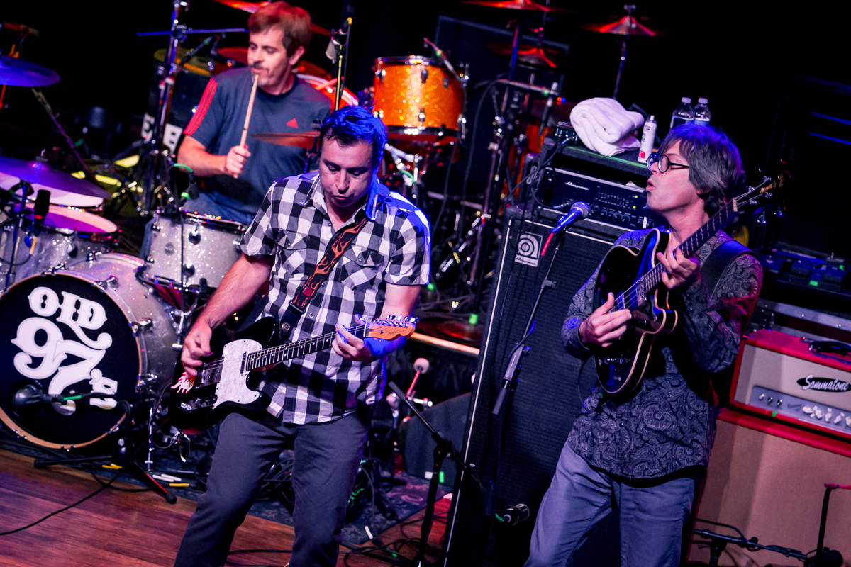 Old 97's, The Pageant