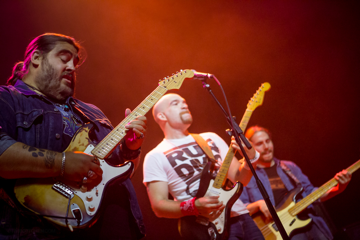 Nick Moss Band at The Pageant
