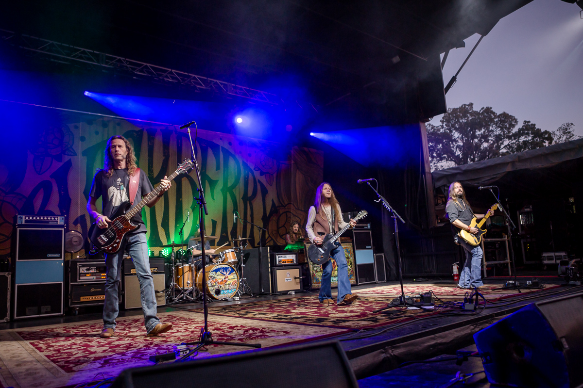 Blackberry Smoke at LouFest