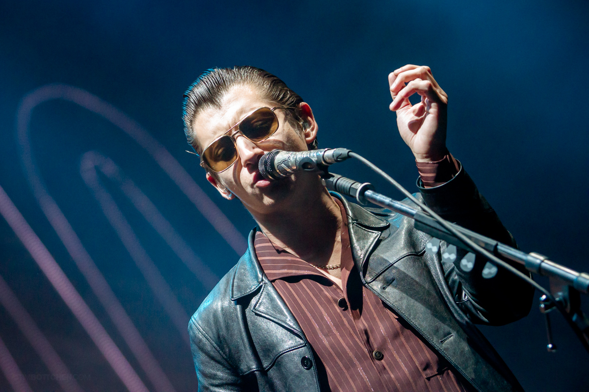 Arctic Monkeys at LouFest