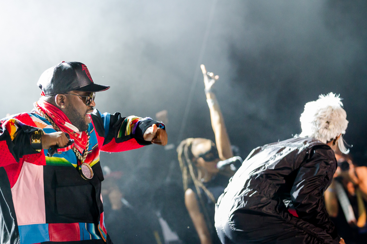 Outkast at LouFest