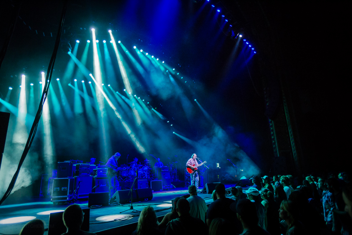 Widespread Panic at Peabody Opera House