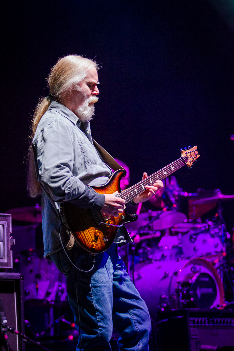Jimmy Herring of Widespread Panic