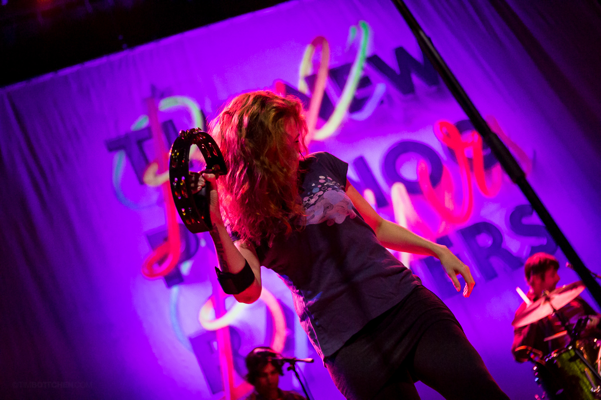 The New Pornographers at The Pageant