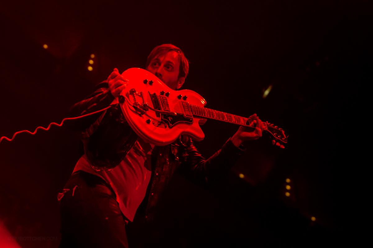 Dan Auerbach of The Black Keys