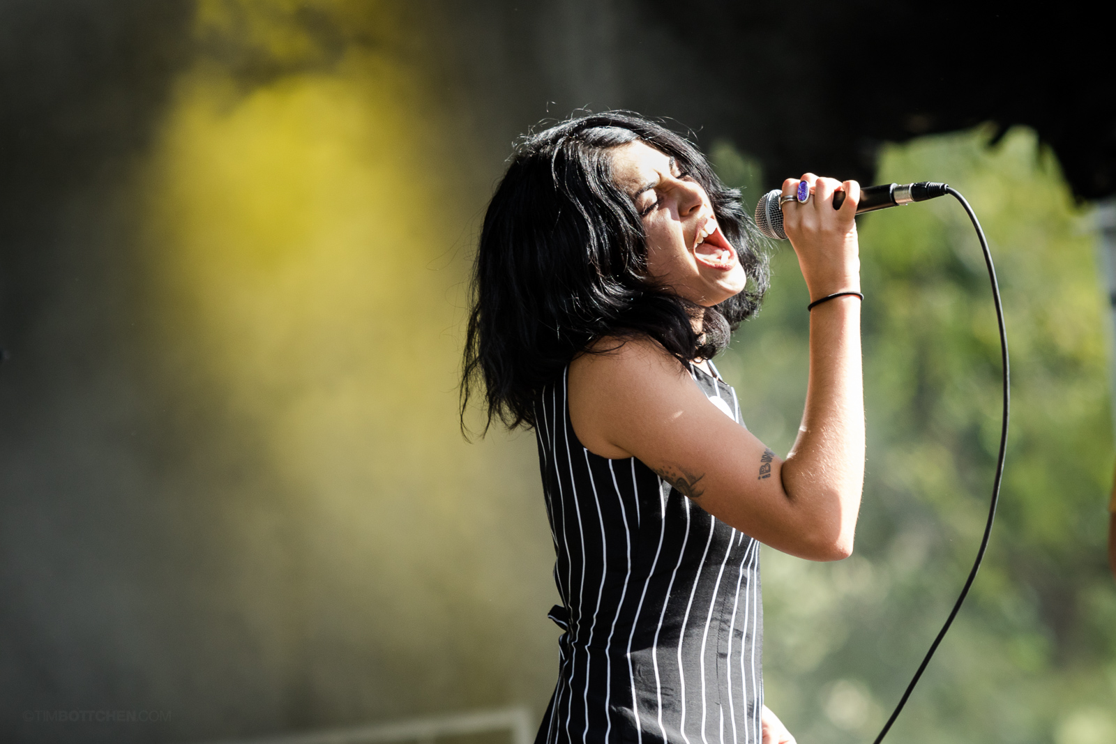 Jessica Hernandez & The Deltas at LouFest