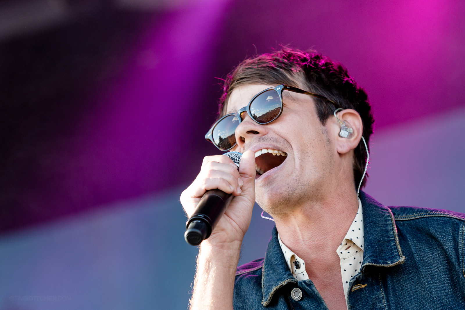 Nate Ruess at LouFest