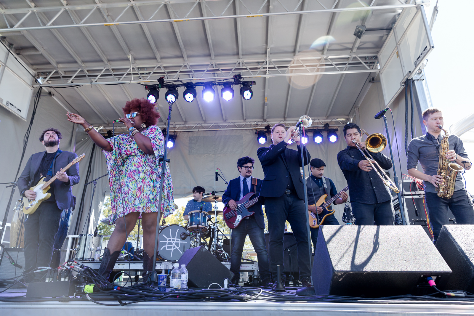 The Suffers at LouFest